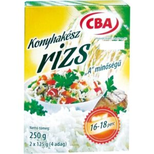CBA OREZ CAT A Konyhakesz rizs A 250G