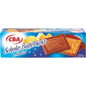 CBA-Schoko-Butterkeks-125g