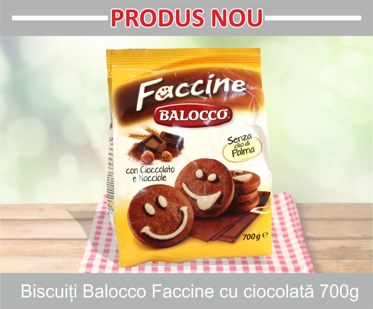 Biscuiti Faccine