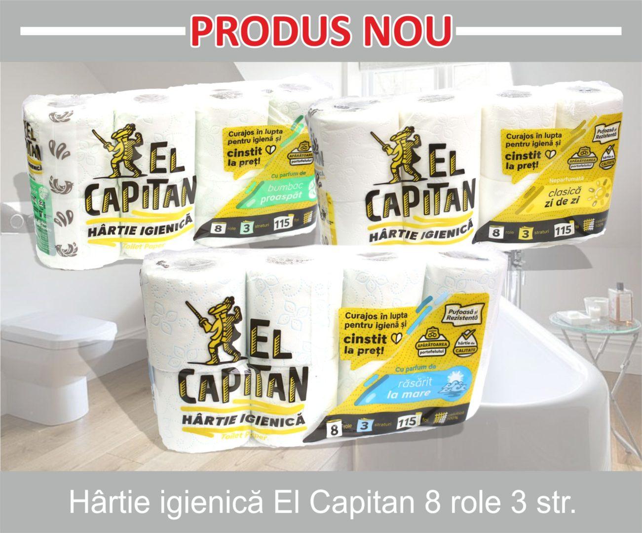 el capitan 8 role 3 str
