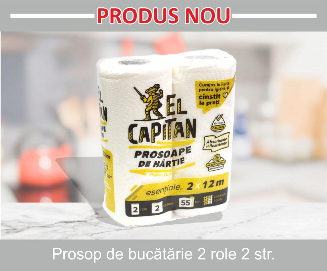 el capitan prosop bucatarie 2 role