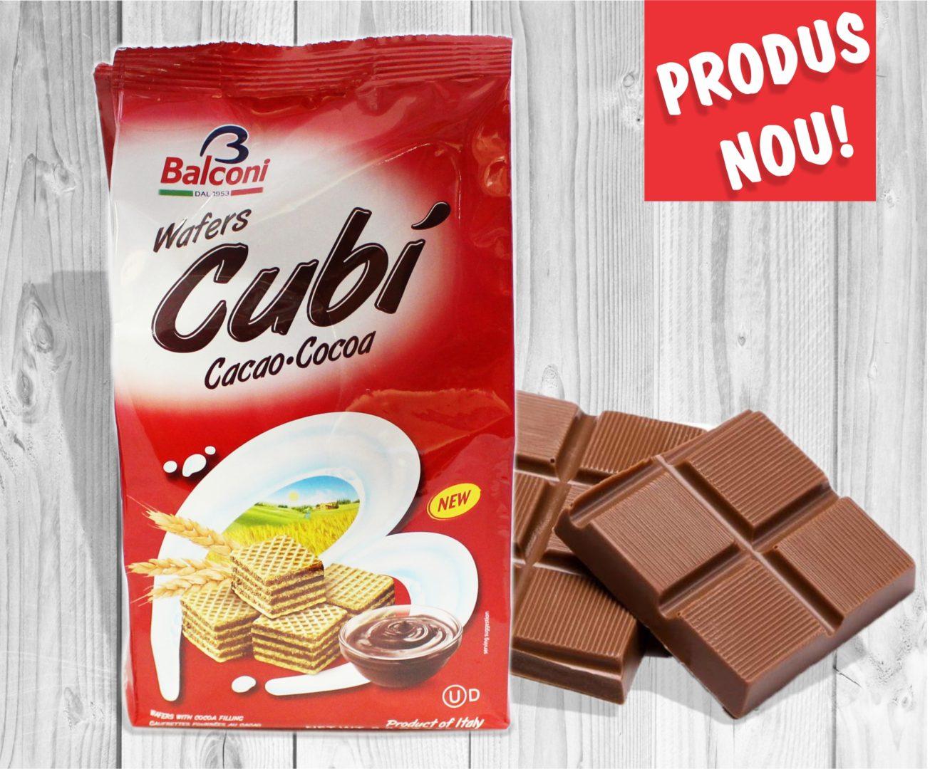 Balconi cubi cacao