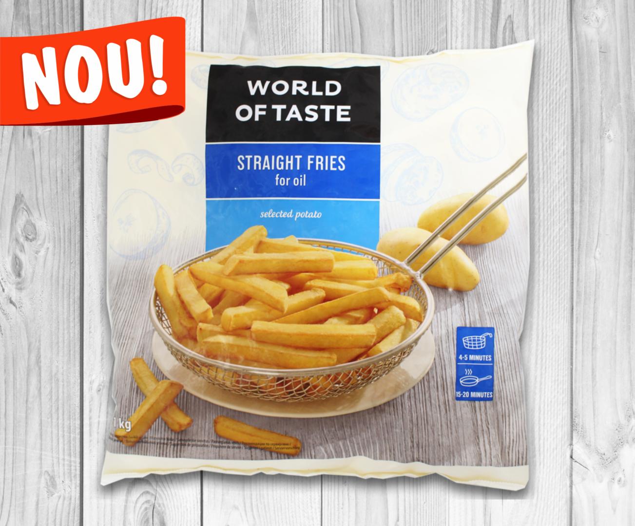 1cartofi congelati world of taste 1kg